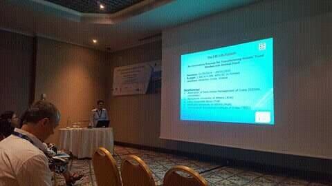 Σε διεθνές συνέδριο για το περιβάλλον το πρόγραμμα LIFE - F4F