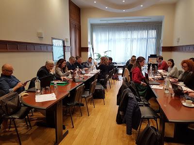 Συνάντηση των εταίρων για το έργο WINPOL - Έξυπνα συστήματα και πολιτικές στη διαχείριση αποβλήτων