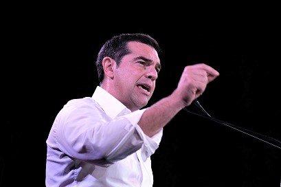Ομιλία του Πρωθυπουργού και Προέδρου του ΣΥΡΙΖΑ στην Πλ. Ασωμάτων στο Θησείο