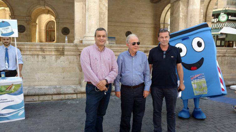 Το Λούνα Παρκ της ανακύκλωσης την Παρασκευή στο Ηράκλειο