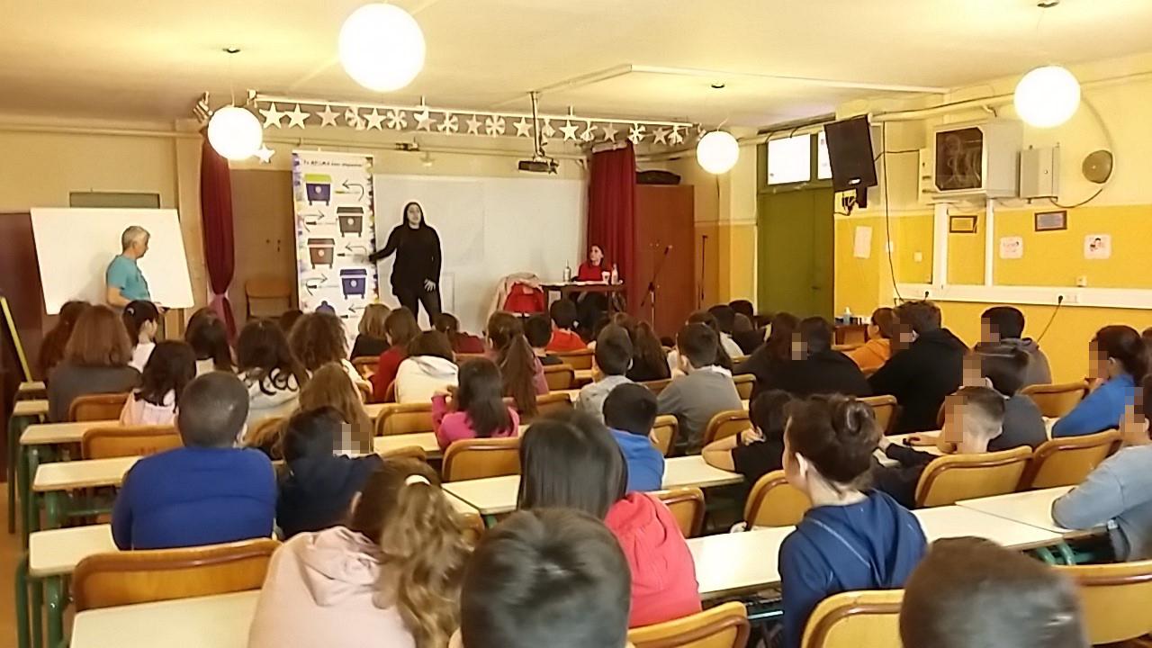 Η «Πράσινη Ομάδα» του ΕΣΔΑΚ συνεχίζει τις δράσεις ενημέρωσης και ευαισθητοποίησης των μαθητών