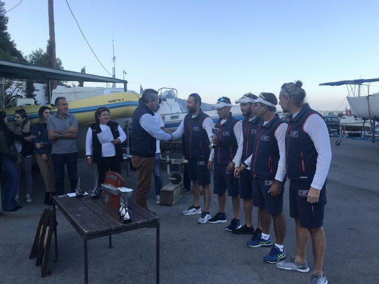 Η Β' φάση του Πανελληνίου Πρωταθλήματος J24, στην Παντάνασσα