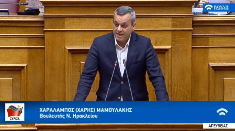 Χάρης Μαμουλάκης
