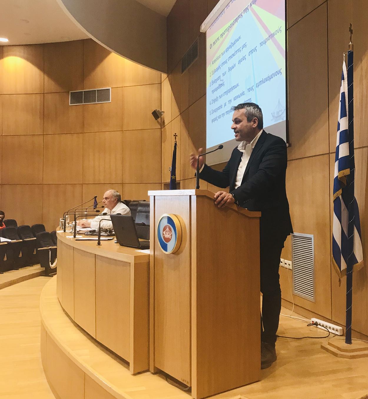 Χάρης Μαμουλάκης: Προτεραιότητα ο τουρισμός - Απαραίτητα τα ουσιαστικά μέτρα στήριξης εργαζομένων, επιχειρήσεων και επαγγελματιών