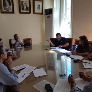 Συνεργασία Δήμου Ηρακλείου – επαγγελματιών για ένα πιο καθαρό κέντρο της πόλης