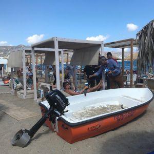 Δράση ευαισθητοποίησης για την προστασία των ακτών στην Αμμουδάρα