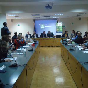 Το Ευρωπαϊκό πρόγραμμα «WINPOL» για τις πολιτικές διαχείρισης των αποβλήτων παρουσιάστηκε σήμερα σε ημερίδα στο Ηράκλειο που συνδιοργάνωσαν Περιφέρεια Κρήτης και Δήμος Ηρακλείου
