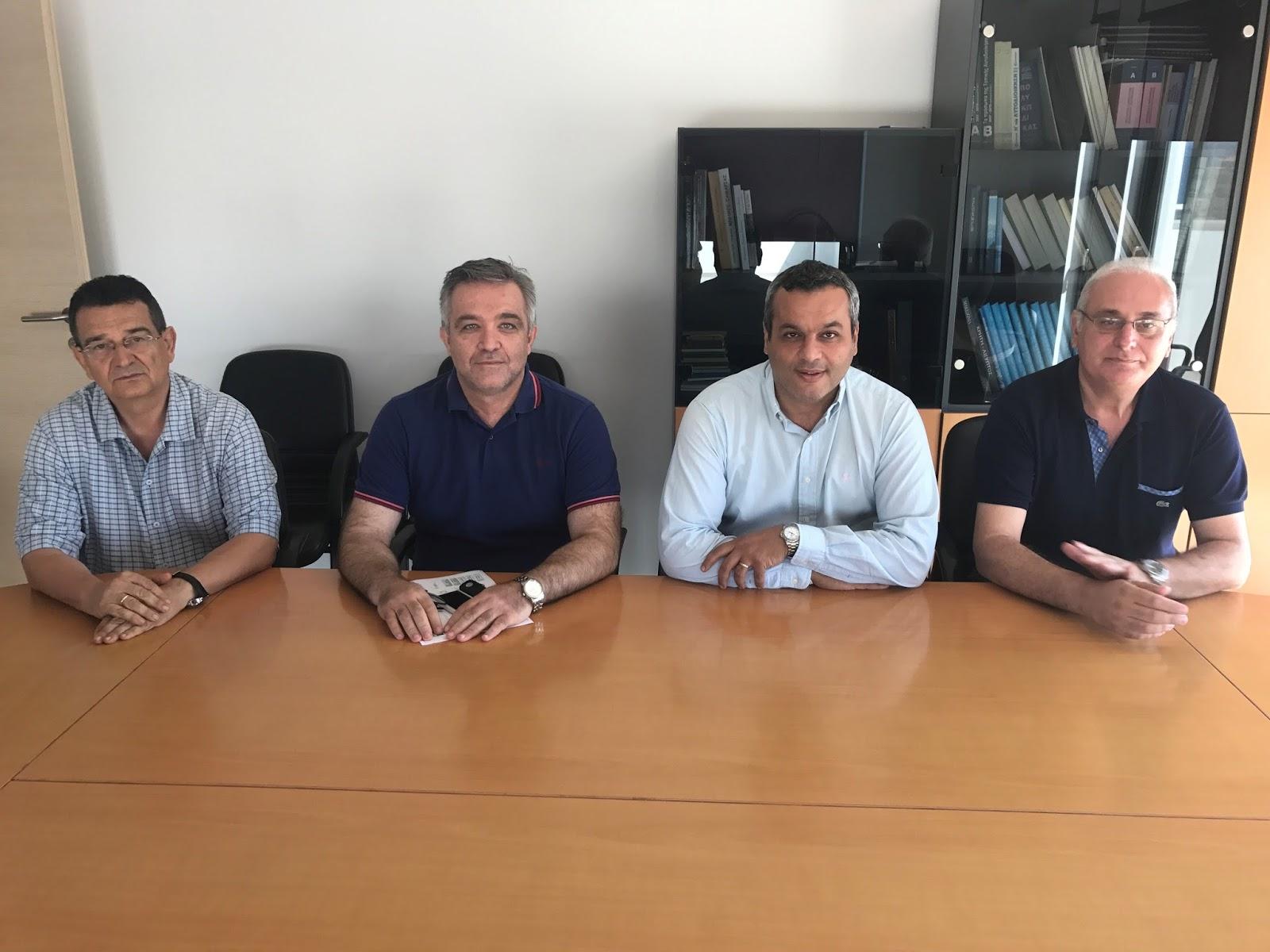 Ξεκινάει το πιλοτικό πρόγραμμα διαχείρισης αστικών ιατρικών αποβλήτων στο Ηράκλειο
