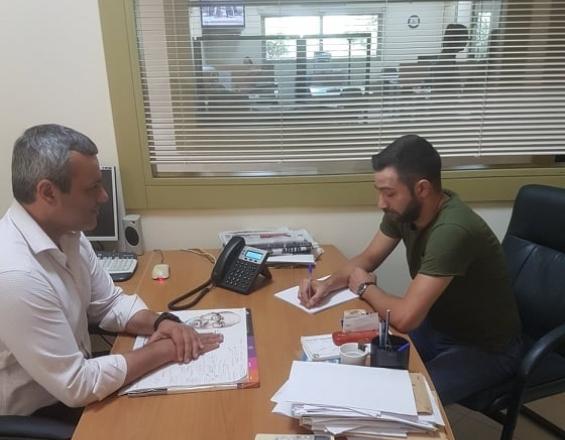Συνέντευξη στο ekriti.gr