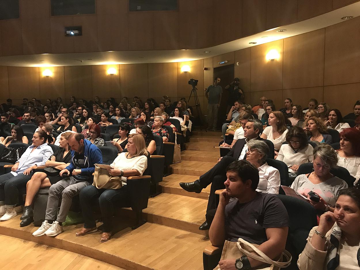 Στο 9ο Πανελλήνιο Συνέδριο Μονάδων Κοινωνικής Φροντίδας