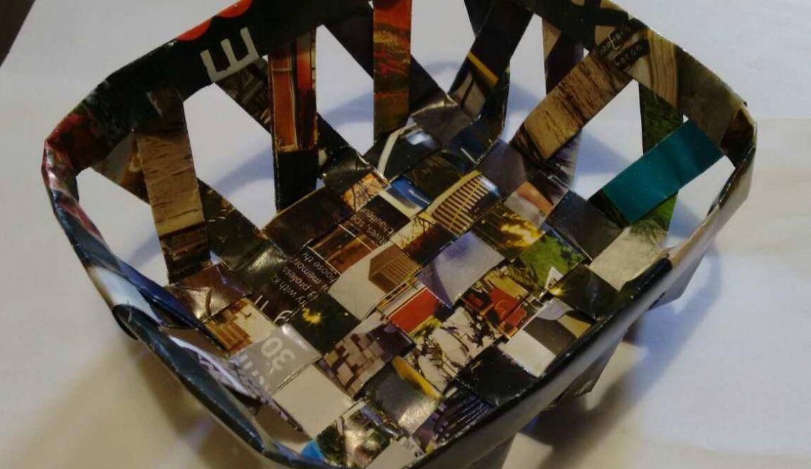 Εργαστήριο καλλιτεχνικής ανακύκλωσης στον ΕΣΔΑΚ