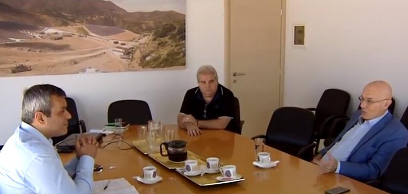 Συνάντηση Γ. Κρεμλή – Χ. Μαμουλάκη για την ανάπτυξη συνθηκών Κυκλικής Οικονομίας στην Κρήτη