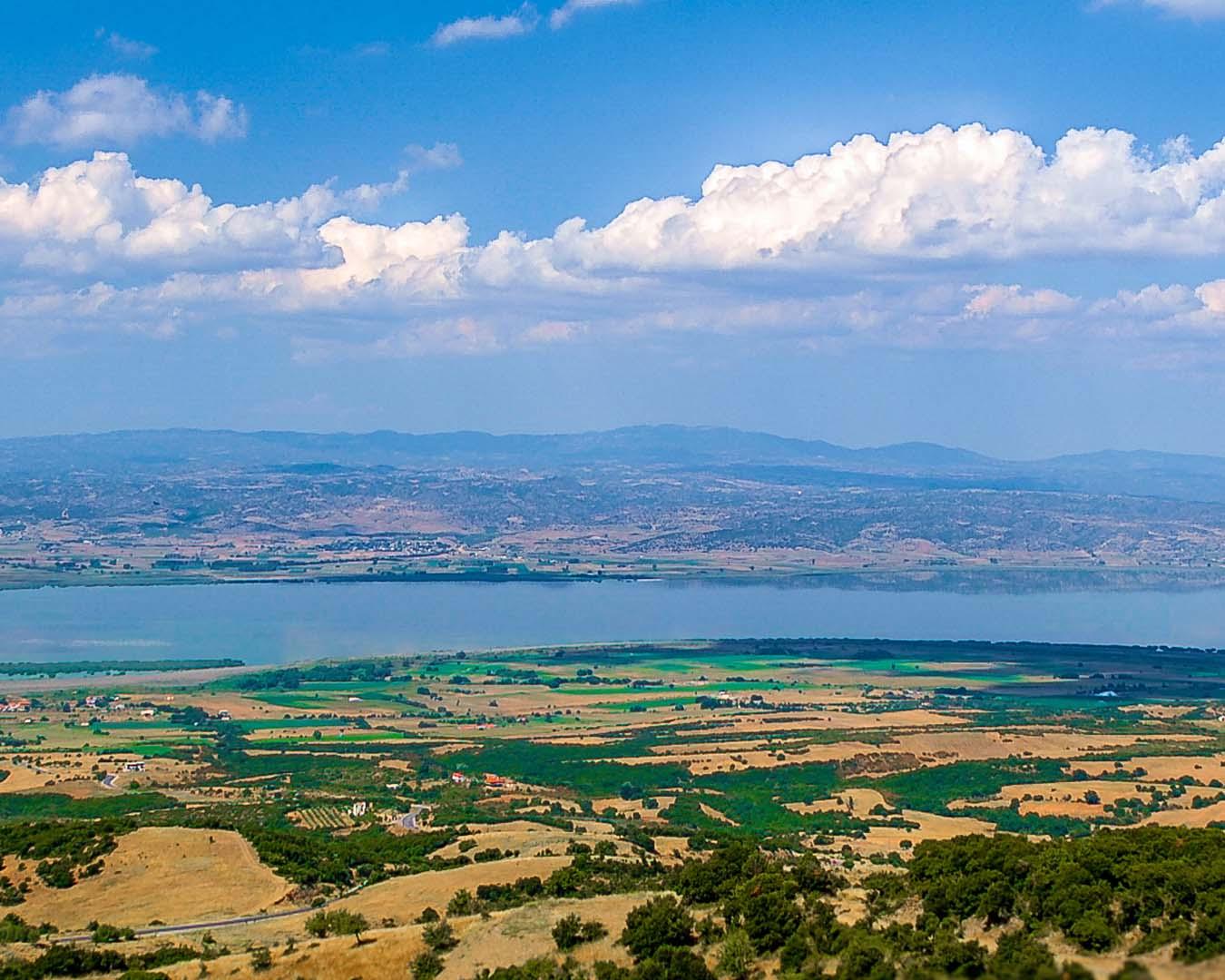 Λίμνη Κορώνεια