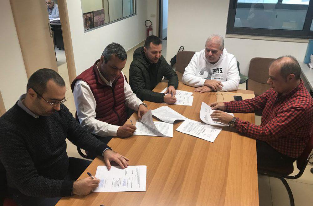 Υπογραφή σύμβασης για το χωροταξικό σχέδιο του Περιβαλλοντικού Πάρκου Κυκλικής Οικονομίας