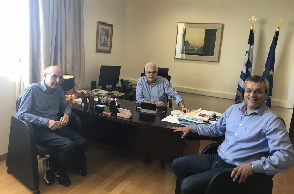 Συνεργασία Ε.Σ.Δ.Α.Κ. – Πανεπιστημίου Κρήτης για την υλοποίηση σημαντικών Ευρωπαϊκών προγραμμάτων