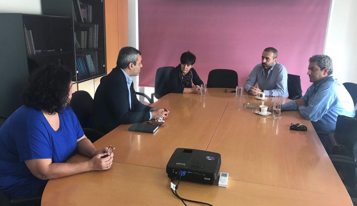 Συνεργασία ΕΣΔΑΚ και Οδοντιατρικού Συλλόγου Ηρακλείου για τη διαχείριση των οδοντιατρικών αποβλήτων